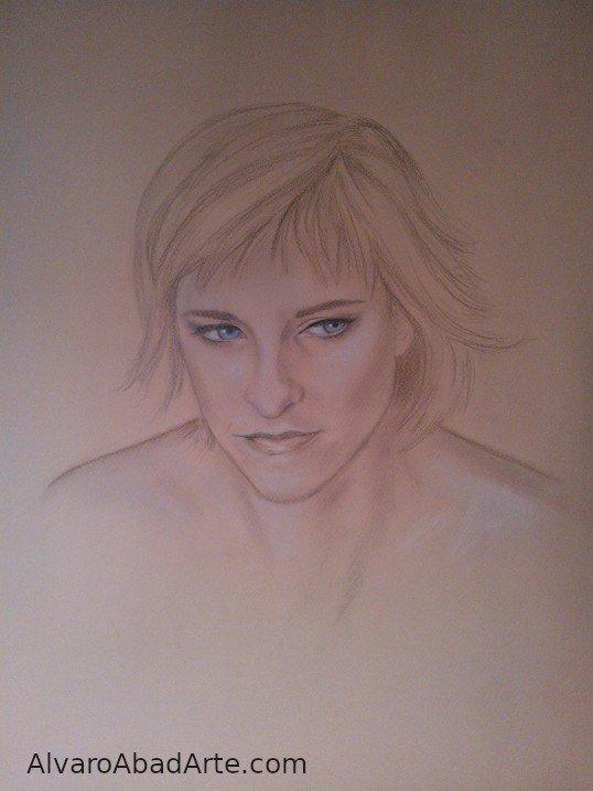 Mi Lourdes Retrato