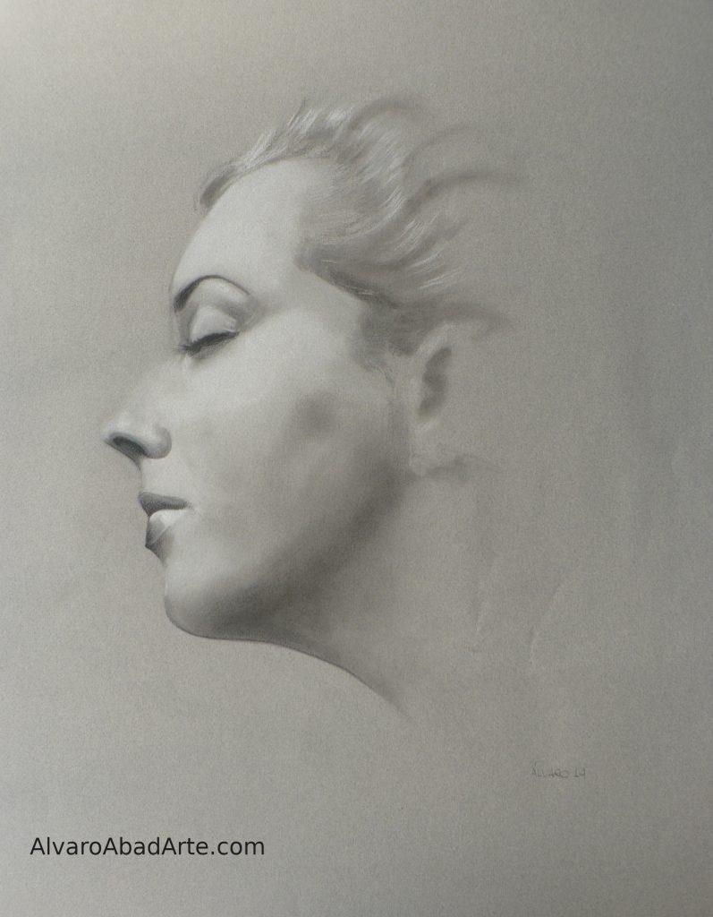 Sueños Pastel Retrato