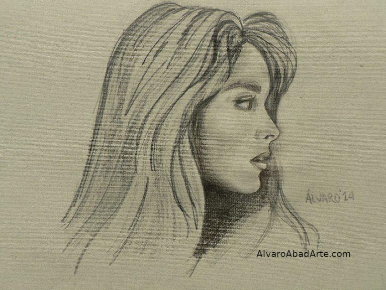 Brooke Shields Retrato